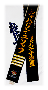 Black belt image